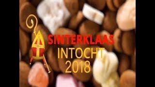 Intocht St Nicolaas Den Bosch 2018