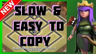 The Reactor EASY TO COPY | New Th11 War Base\Layout | Clash Of Clans (CoC)