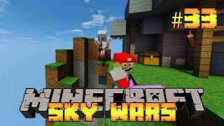 """GOD MODE!""| Minecraft SKYWARS #33 w/LandonMC"