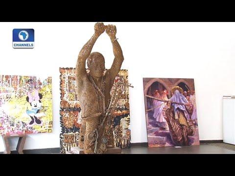 Art House: Signature Gallery Hosts Unusual Art Auction