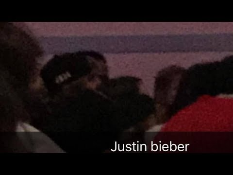 Justin Bieber at church in Saban Theatre in Beverly Hills, California - March 14, 2018