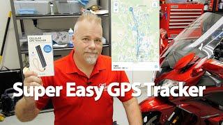 Invoxia Motorcycle GPS Tracker…