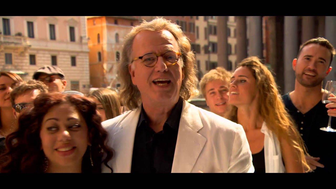André Rieu about 'Felicitá'