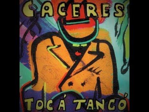 Juan Carlos Cáceres - Tango Negro - Tocá Tangó - 2 Álbums