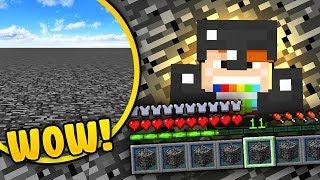 JAK PRZEŻYĆ W ŚWIECIE Z BEDROCKA? - Minecraft Challenge