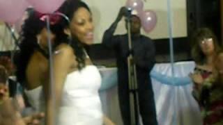 MARIAGE DE papa Jean-Paul et Ya Giselle