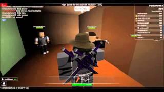 Roblox Slender Camp Episode 1