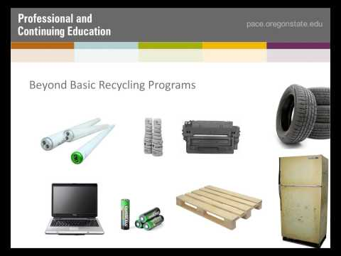Business Recycling Webinar