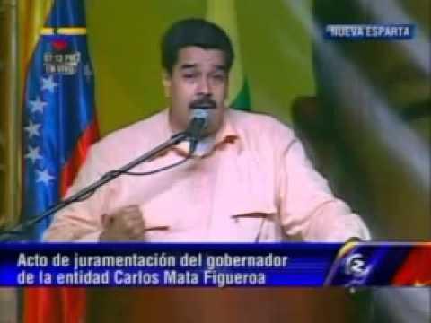 Discurso completo de Nicolás Maduro anunciando viaje a Cuba a ver a Chávez