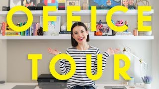 My NYC Office Tour   Ingrid Nilsen