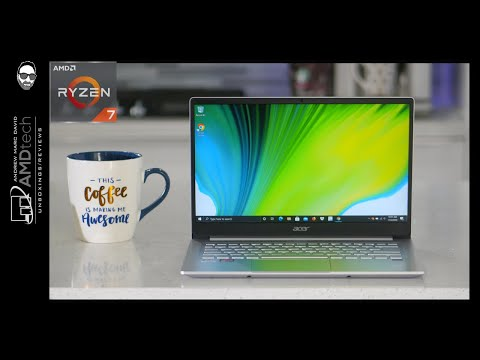Acer Swift 3 (AMD Ryzen 7 4700U) Review