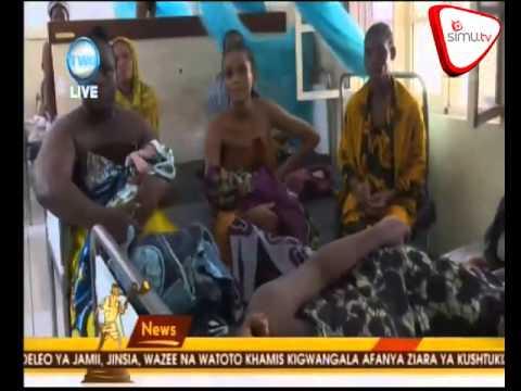 Download Waziri Kigwangala Afanya Ziara ya Kushitukiza