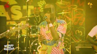 Roast & Rhyme AZAWI   Reggae Ragga Nyam Nyam 2020
