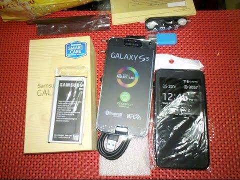 Celular Samsung S5 Comprado en Aliexpress