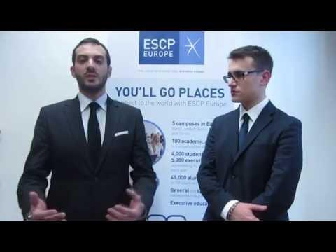 Career Day ESCP Europe Torino campus 2015