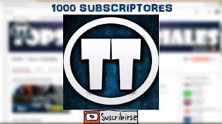 Especial 1000 Subscriptores | Nuevo Trailer del Canal  | DobleT