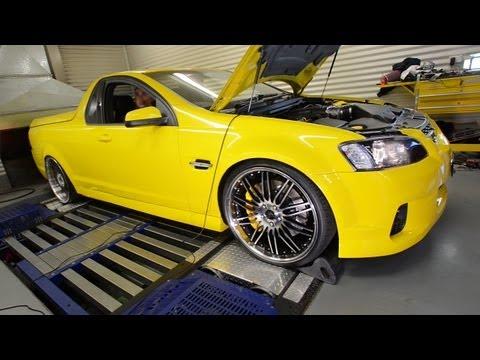 1000hp Holden V8 Ute ~ Sam's Performance