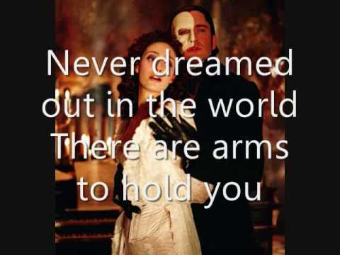 Learn to Be Lonely Lyrics - Phantom of the Opera