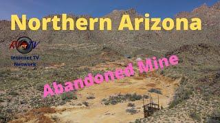 Abandoned Mine - Northern Arizona Desert Beauty - March 2020