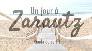 Zarautz: Rando ou surf?
