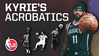 Kyrie Irving's acrobatic layups are incredible to watch. But are they efficient? | Signature Shots