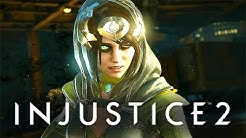 Injustice 2: Online Ranked Matches VS Enchantress Players!