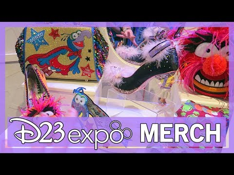 Download Youtube: D23 Expo 2017 Merchandise PREVIEWS and Exclusives