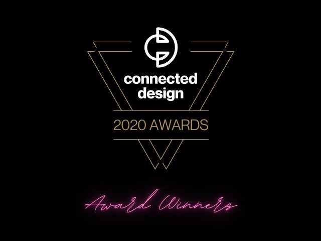 The Connected Design Awards 2020