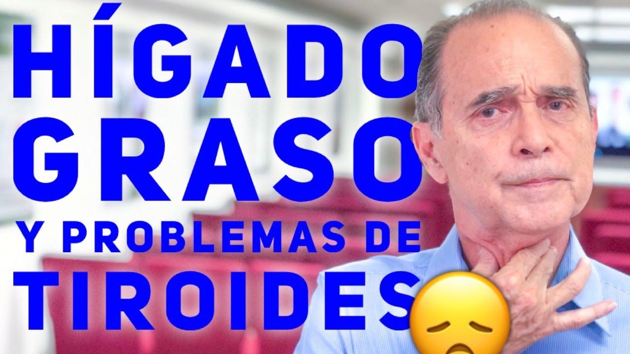 HÍGADO GRASO Y PROBLEMS DE TIROIDES - EN VIVO CON FRANK SUAREZ