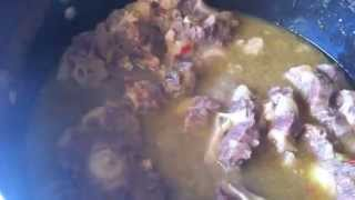 Great Oxtail Stew Recipe..celly Style,ecua Flavor
