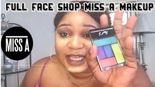 #dollarmakeup #cheapmakeup #shopmissamakeup        FULL FACE…