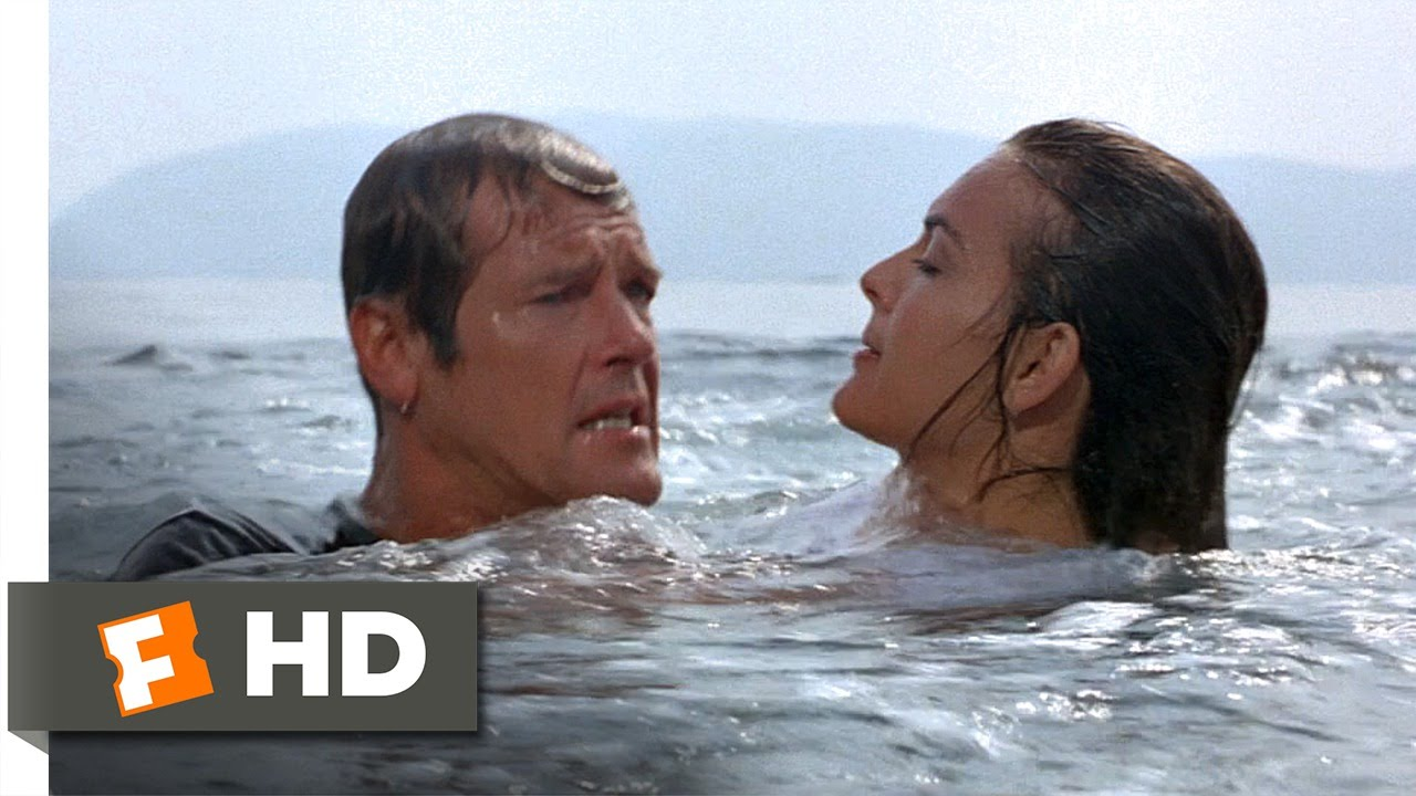 Download For Your Eyes Only (9/10) Movie CLIP - Keel-Hauled (1981) HD