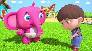 Download Mp3 Ding Dong Bell | Kindergarten Nursery Rhymes Songs For Children | Kids Cartoon B Gudang lagu