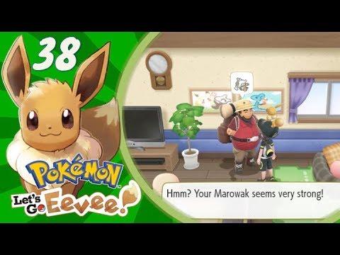 Watch Pokémon Let's Go, Pikachu! Yuzu Canary 1624 | In-game (Bug