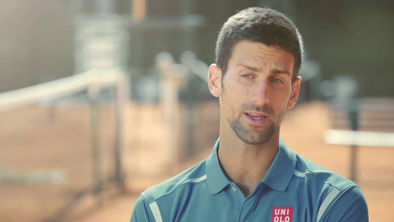 Next Novak Interview With Novak Djokovic Youtube