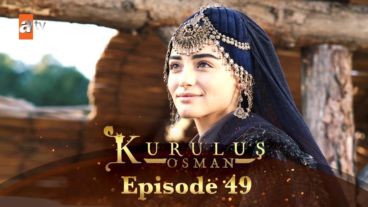 Kurulus Osman Urdu | Season 1 - Episode 49