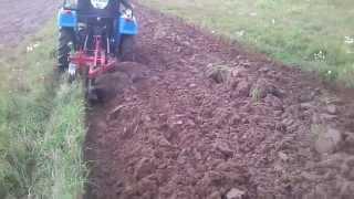 Плуг двохкорпусний для міні-трактора Синтай 244 (double-hulled plow for minitractors xingtai)
