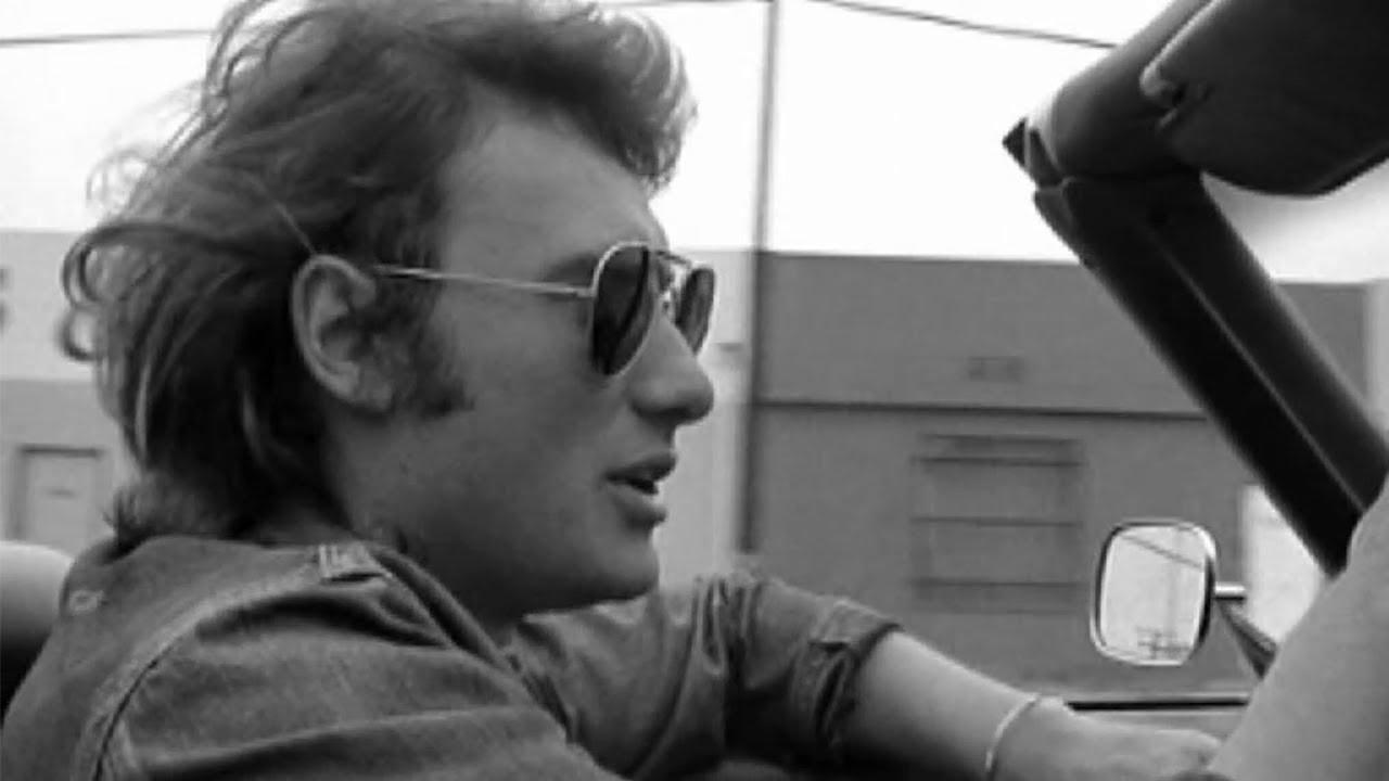 Johnny Hallyday - 20 ans [Clip Officiel]