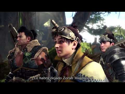 Monster Hunter World   Dragones Ancianos PS4 XOne PC