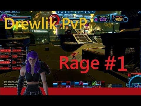 Drewlik PvP: Rage