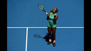 Serena Williams returns to the Top 10