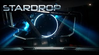 STARDROP [Willkommen im Weltall] [DEMO Let's Play Gameplay Walkthrough Deutsch German] thumbnail
