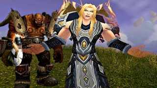 Warlords of Draenor In 1 Minute and 30 Seconds: WoW Machinima