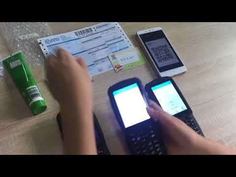 PDA3501 Android PDA Barcode Scanner