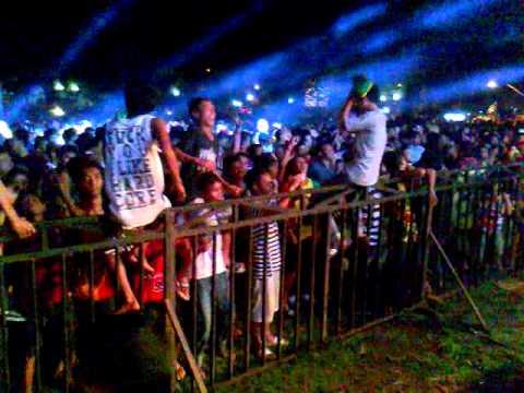 Jhonpring - Lacur (at HUT NTB Ke-54 Lapangan Sangkareang   24 Desember 2012)