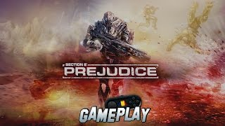 Section 8 Prejudice PC Gameplay