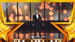 Raúl Rubio entona 'Caruso' para llevarse la victoria | Gran Final | Got Talent España 2018