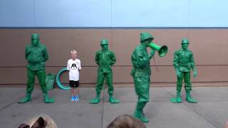 Green Army Men Bootcamp - Disney - Hollywood ...