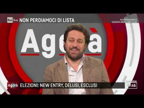 INTERVENTO DI MATTIA MOR AD AGORÀ SU TASSE E FISCO