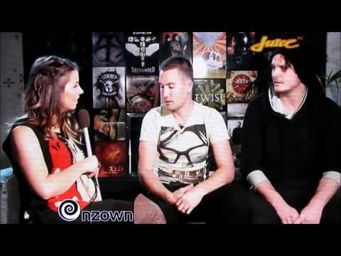 Invader Cain NZOWN Interview June 2012